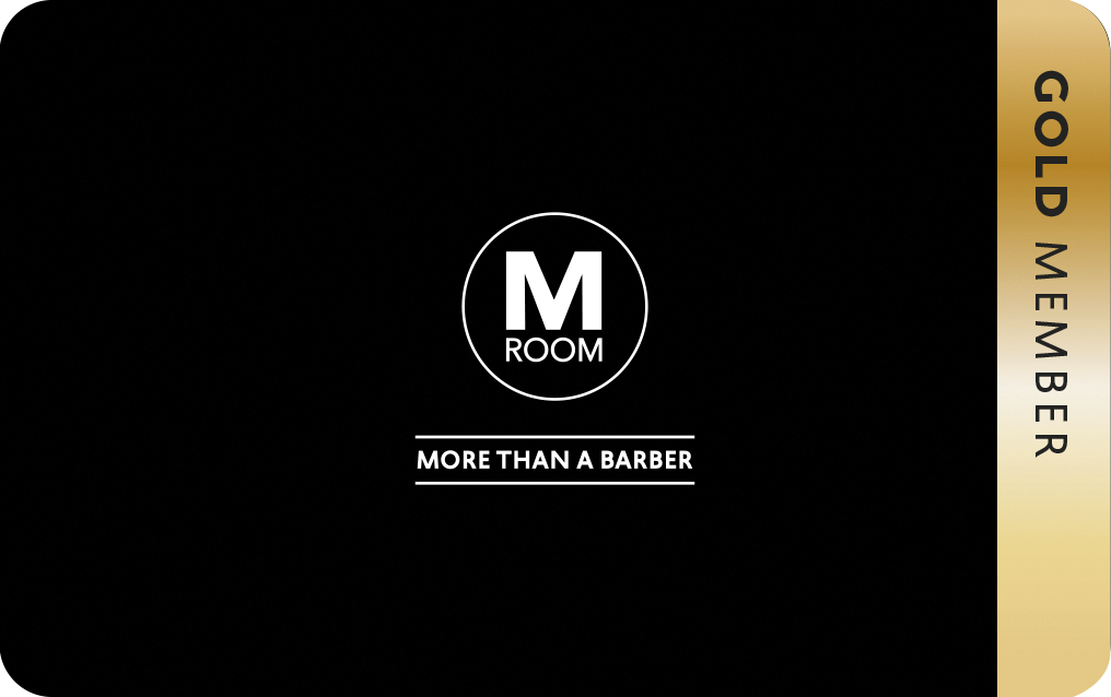 M Room Membership Card